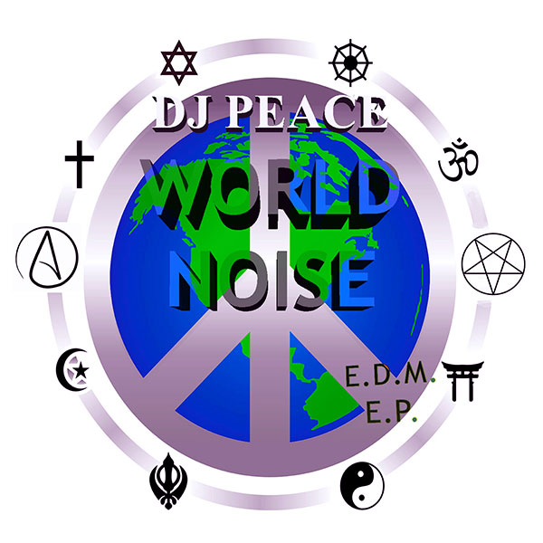 World Noise (E.D.M. EP) Album Cover